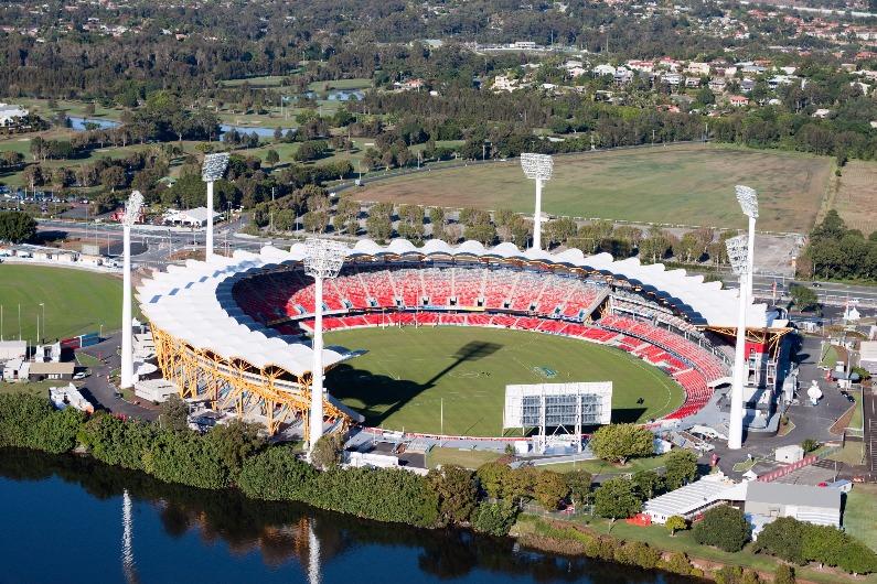 Metricon Stadium in Gold Coast