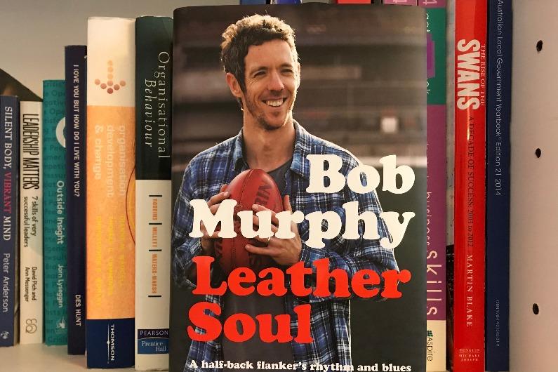 Bob Murphy's book Leather Soul