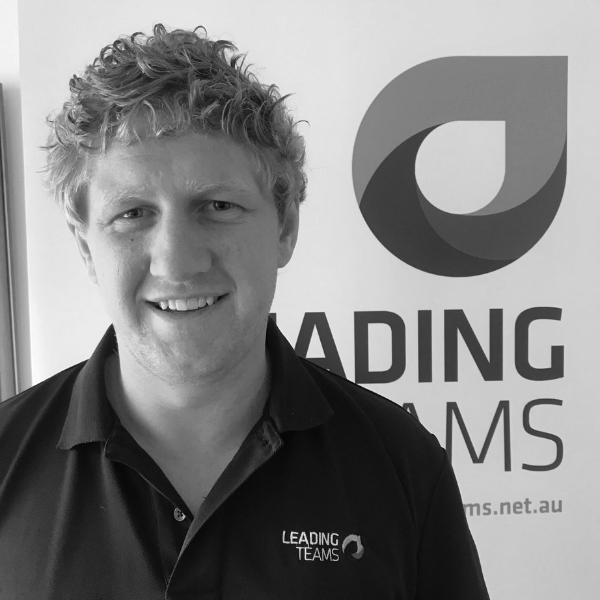 Jesse McLean - Leading Teams Facilitator