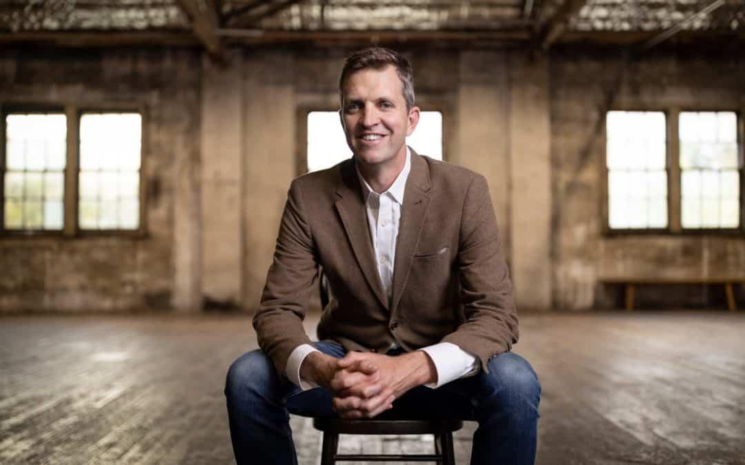 Leading Conversations Ep4: A Born Leader with Steve Baird